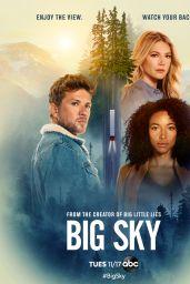"Katheryn Winnick - ""Big Sky"" Season 1 Poster Promo Photos 2020"