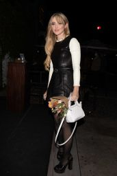 Kathryn Newton Night Out Style - Los Angeles 11/13/2020