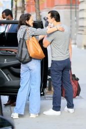 Katie Holmes and Emilio Vitolo Jr. - Out in New York 11/27/2020