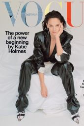 Katie Holmes - Vogue Australia November 2020
