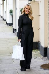 Katie Piper - Out in London 11/26/2020