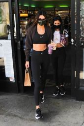 Kendall Jenner - Out in Los Angeles 11/06/2020