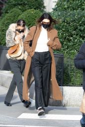 Kendall Jenner - Out in New York 11/19/2020