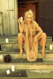 Kesha - Photoshoot for Warrior July/August 2012