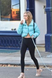 Kimberley Garner - Out in London 11/08/2020