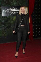 Kimberley Walsh - Proud Embankment in London 11/04/2020