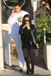 Kourtney Kardashian - Out in LA With Her Friend Fai Khadra 11/12/2020