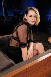 Kristen Stewart - Jimmy Kimmel Live in Hollywood 11/24/2020