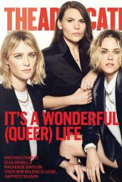 "Kristen Stewart, Mackenzie Davis and Clea Duvall - ""The Advocate"" December 2020"