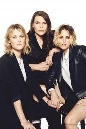 """Kristen Stewart, Mackenzie Davis and Clea Duvall - """"The Advocate"""" December 2020 Issue"""