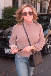 Kristin Cavallari - Leaving Nine Zero One Salon in West Hollywood 11/09/2020