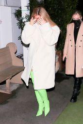 Kylie Jenner - Arrives for Dinner in Santa Monica 11/19/2020