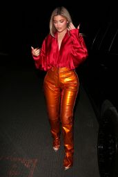 Kylie Jenner Night Out Style 11/14/2020