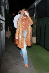 Kylie Jenner Night Out Style - Santa Monica 11/07/2020