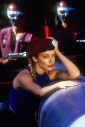 """Kylie Minogue - """"Street Fighter"""" Promotional Photoshoot 1994"""