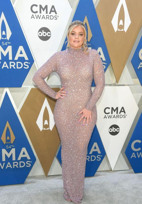 Lauren Alaina – 2020 CMA Awards in Nashville