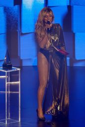 Laverne Cox – American Music Awards 2020 in Los Angeles