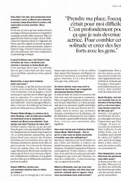 Léa Seydoux - Marie Claire France December 2020 Issue
