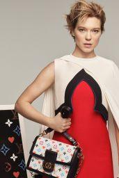 Léa Seydoux - Photoshoot for Louis Vuitton Cruise Collection 2021 - 2020
