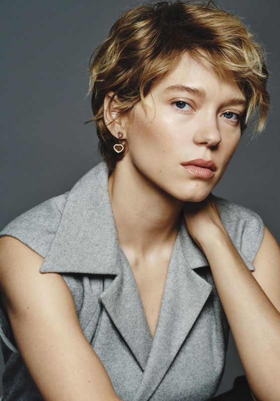 Léa Seydoux - Photoshoot for The Sunday Times Style November 2020