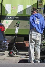 Lena Headey on Ventura Blvd in Encino 11/03/2020