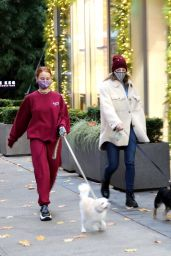 Lili Reinhart and Madelaine Petsch - Out in Vancouver 11/29/2020