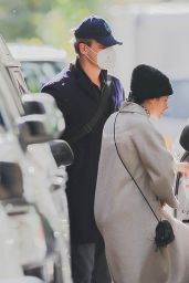 Lily Allen and David Harbour - Out in New York City 11/03/2020