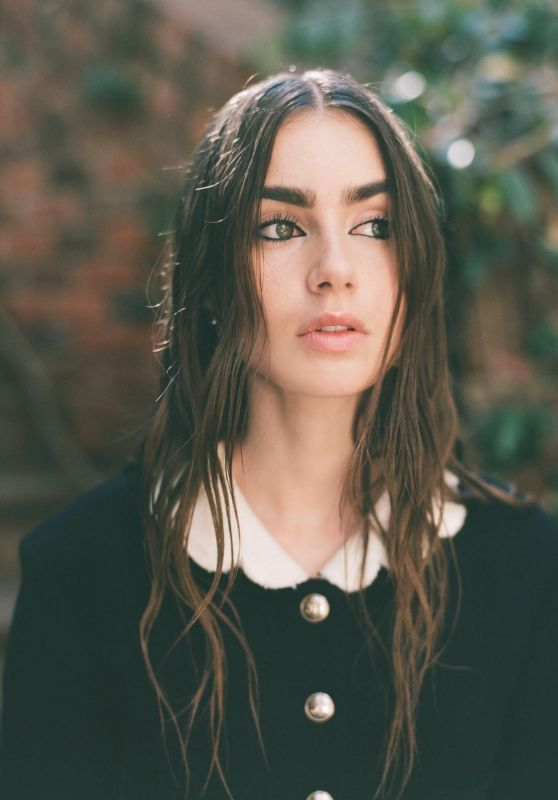 Lily Collins 11/07/2020
