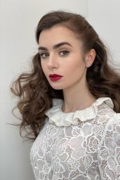 Lily Collins 11/27/2020