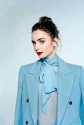 Lily Collins - Variety Photoshoot October 2020