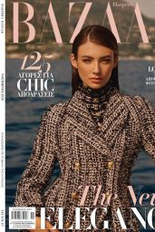 Lorena Rae - Harpers Bazaar Greece November 2020