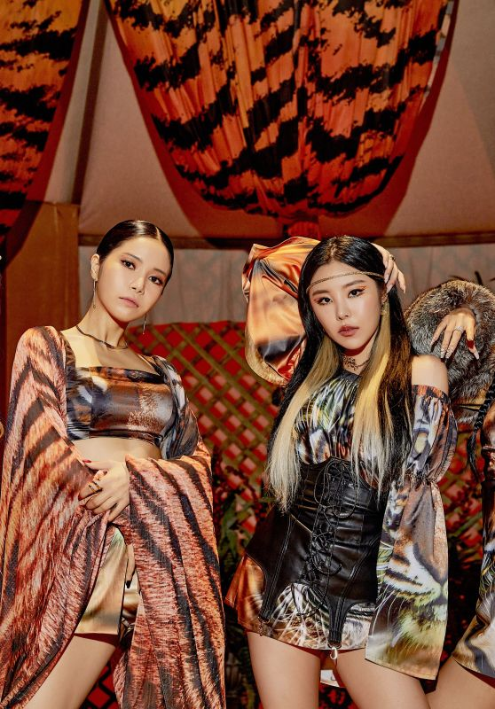 "MAMAMOO - 10th Mini Album ""Travel"" Teaser Photos 2020"