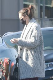 Mandy Moore - Out in Los Angeles 11/11/2020