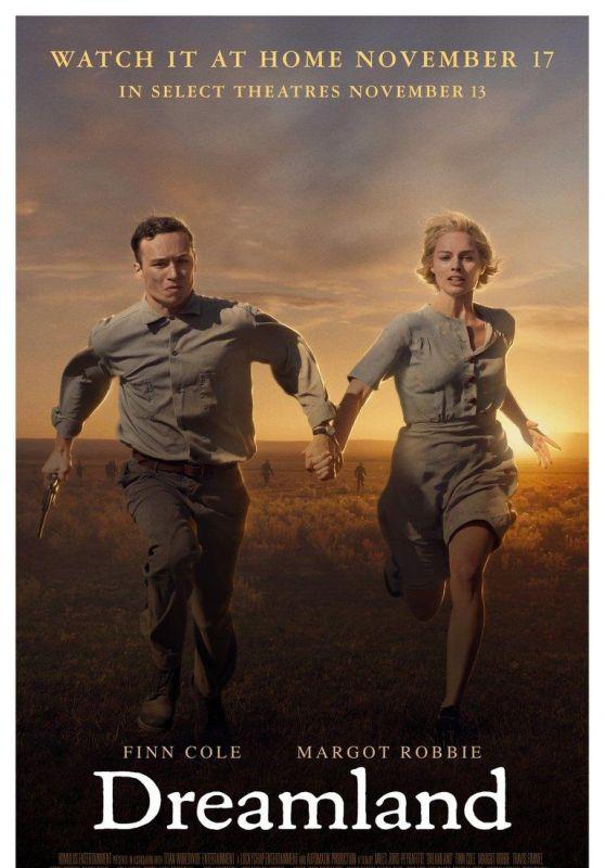 """Margot Robbie - """"Dreamland"""" Poster 2020"""