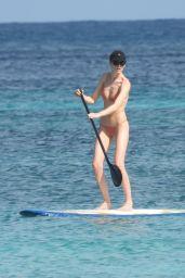 Martha Hunt in a Bikini - Tulum 11/12/2020