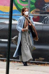 Maya Hawke in Downtown Manhattan 11/17/2020