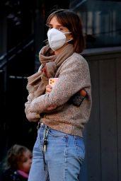 Maya Hawke in Manhattan