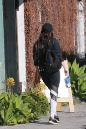 Megan Fox - Leaving the Gym in West Hollywood 11/02/2020