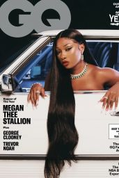 Megan Thee Stallion - GQ Magazine December/January 2020/21