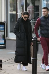 Michelle Keegan - Out in Essex 11/14/2020