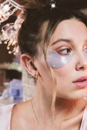 Millie Bobby Brown - Florence By Mills Holiday Collection November 2020
