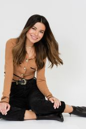 Miranda Cosgrove - Photoshoot for Mission Unstoppable 2020 (more photos)