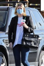 Mischa Barton - Out in LA 11/17/2020
