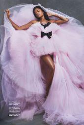 Naomie Harris - Tatler Magazine December 2020 Issue