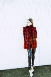 Natalia Dyer - Flaunt Magazine The Wishes Issue November 2020