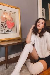 Natalie Dreyfuss - Stay Cozy at Home Photoshoot 2020 (Part III)