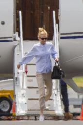 Nicole Kidman - Flying to Byron Bay 11/10/2020