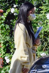 Nicole Scherzinger and Thom Evans Go House Hunting in LA 11/03/2020