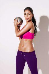 Nicole Scherzinger - Workout Photoshoot 2020