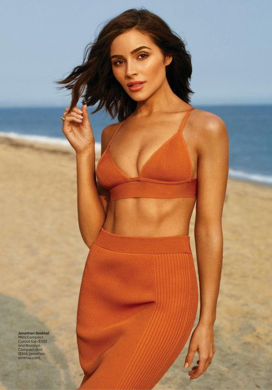 Olivia Culpo - Shape Magazine November 2020 Issue